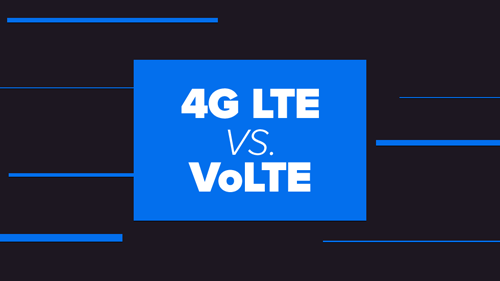 4G, LTE and VoLTE