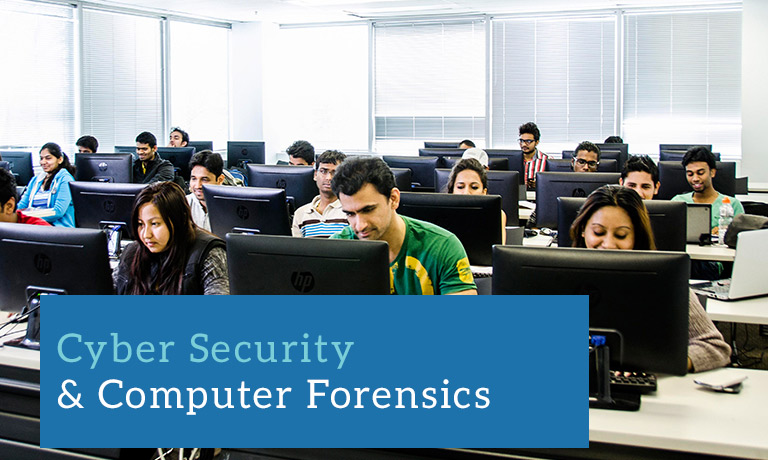 Cyber Security and Computer Forensics