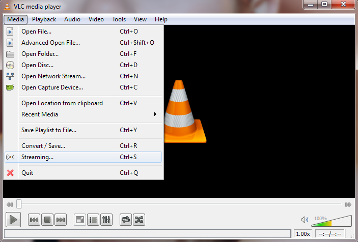Download YouTube Video using VLC Player
