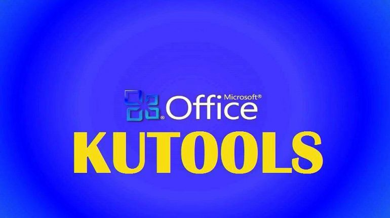 kutools for microsoft office