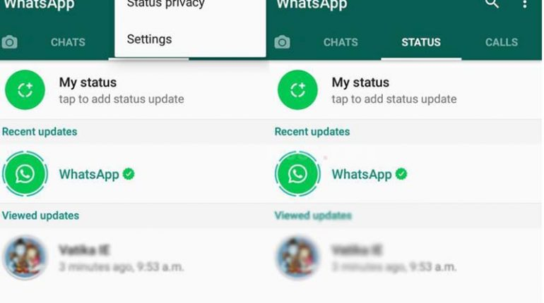 Download WhatsApp Status