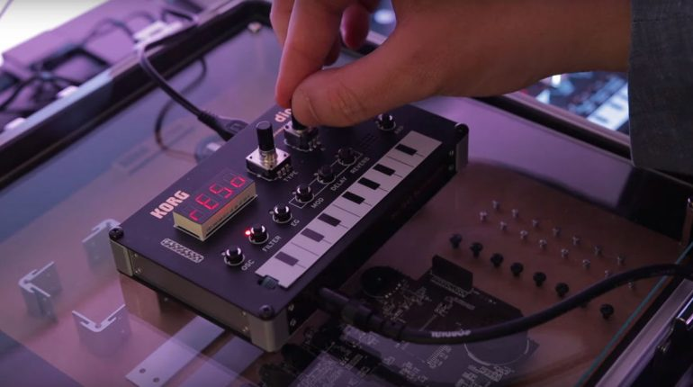Korg is working on a new DIY digital synth, no soldering required – Engadget