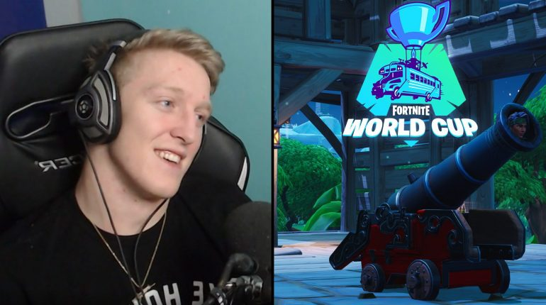 Tfue fails miserably while explaining his Fortnite World Cup strategy – Dexerto