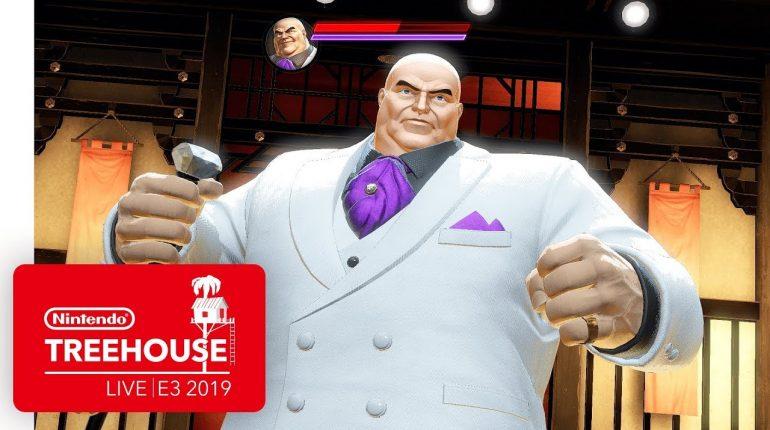 MARVEL ULTIMATE ALLIANCE 3: The Black Order Gameplay Pt. 2 – Nintendo Treehouse: Live   E3 2019 – Nintendo