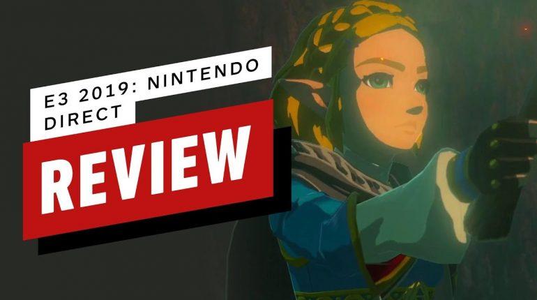 Nintendo Direct E3 2019 Review – E3 2019 – IGN