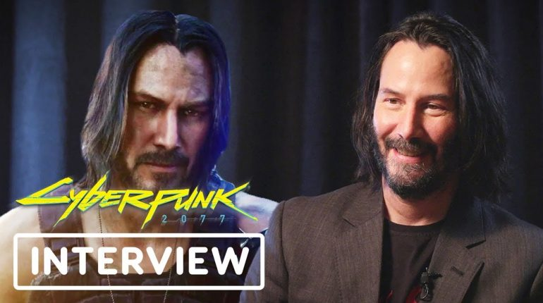 Keanu Reeves Talks About What's Cool in Cyberpunk 2077 – E3 2019 – IGN