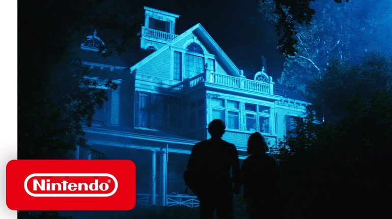 Nintendo Switch + Resident Evil to Scare Anywhere – Nintendo