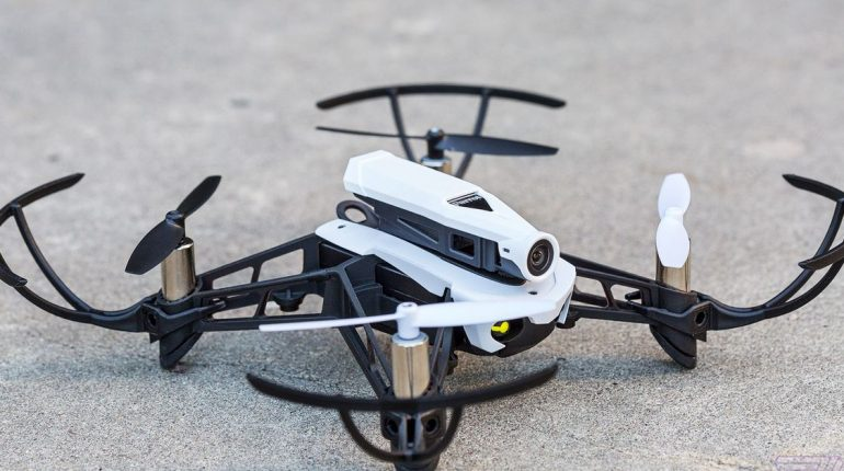 Parrot exits the toy drone market – The Verge