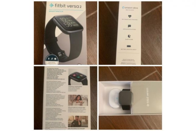 New Fitbit Versa 2 leak suggests 4-day battery life, Amazon Alexa support – PhoneArena