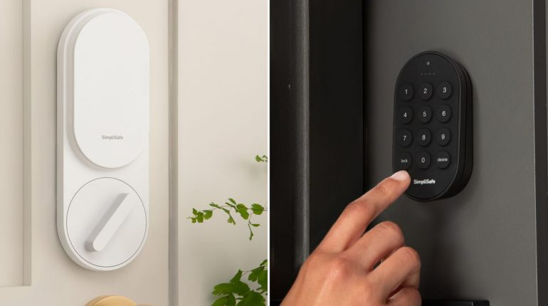 SimpliSafe's new $99 smart lock automatically bolts when you arm your alarm – The Verge