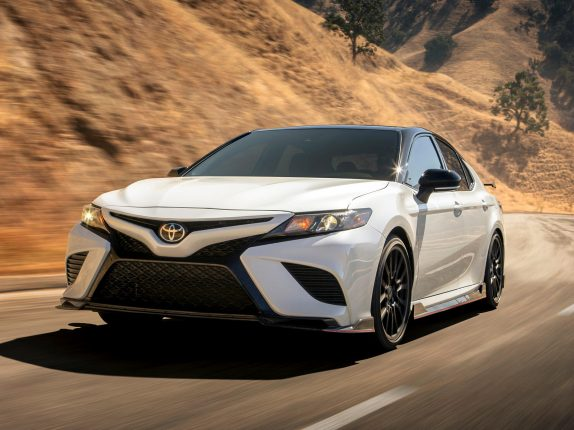 2020 Toyota Camry TRD More Affordable Than You Think – CarBuzz