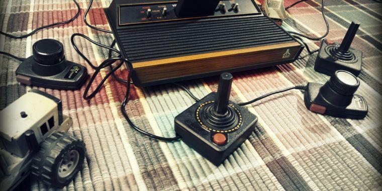 How a basement hacker transformed Donkey Kong for the Atari 2600 – Ars Technica