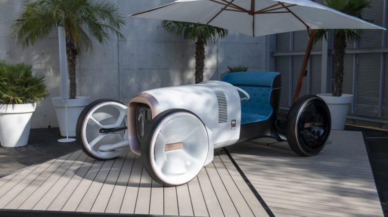 Vision Mercedes Simplex concept revealed – CarAdvice
