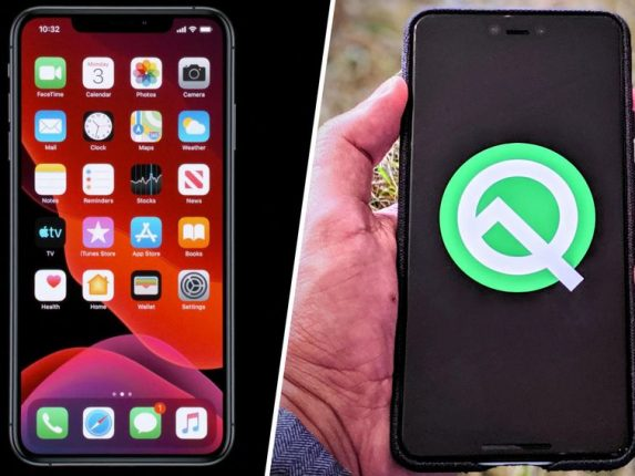 iOS 13 vs. Android 10: Where Apple, Google win and lose – CNET