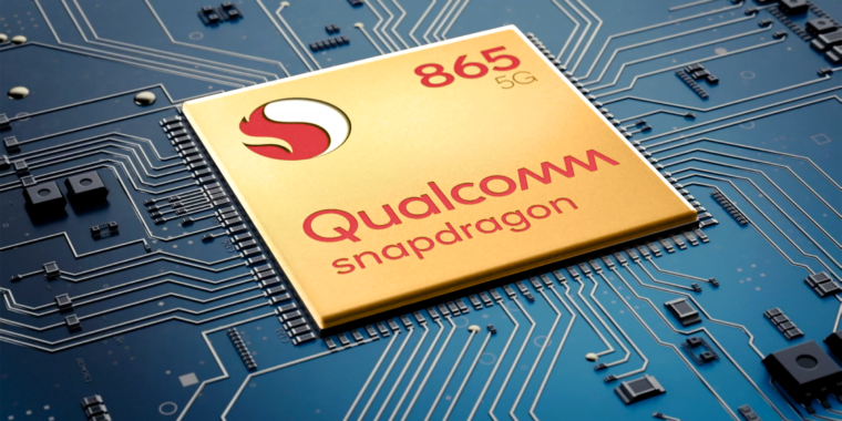 Qualcomm's new Snapdragon 865 is 25% faster, comes with mandatory 5G – Ars Technica