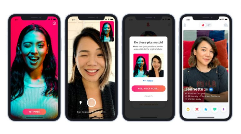 Pass Tinder's catfish test and you'll get verified – Engadget